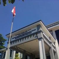 Photo taken at Samsat Bandung Tengah by Tetty S. on 7/14/2014