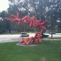 Photo taken at Orlando Museum of Art by Jalissa O. on 9/25/2012