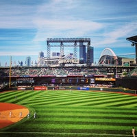 Photo taken at Safeco Field by Paul C. on 6/29/2013