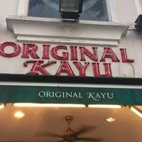 Photo taken at Original Kayu Nasi Kandar Restaurant by Muhas N. on 11/16/2012