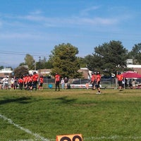 Photo taken at Erie Middle School by Allison S. on 9/15/2012