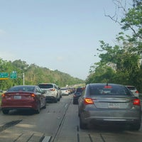 Photo taken at Expreso Luis A. Ferré (PR-52) by Maher L. on 6/15/2016