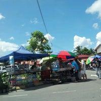Photo taken at Tamu Pekan Membakut by JOy U. on 11/4/2012