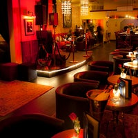 Photo taken at Flûte Gramercy by Flute Bar & Lounge on 8/28/2013