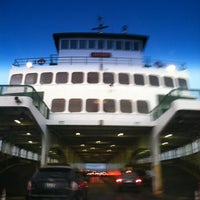 Photo taken at Edmonds Ferry Terminal by Michelle K. on 1/13/2013