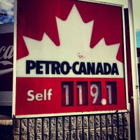 Photo taken at Petro-Canada by Philippe B. on 10/20/2012
