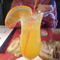 Photo taken at Rusty Pelican Cafe by Christina G. on 12/15/2012