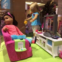 Photo taken at American Girl Doll Store by Sarah on 12/30/2016
