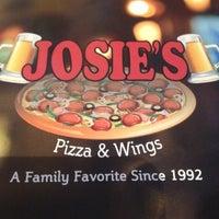 Photo taken at Josie's Pizza & Wings by Matthew A. on 9/17/2012