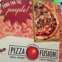 Photo taken at Pizza Fusion by Stephen E. on 12/23/2012