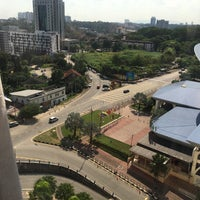 Photo taken at The Puteri Pacific Hotel by Hidayah H. on 7/5/2016