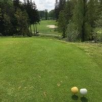 Photo taken at Konopiště Golf Resort by Robert on 5/19/2016