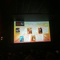 Photo taken at Nuovo Cinema Mandrioli by Massimo P. on 2/20/2014