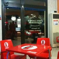 Photo taken at La Perla Pizzeria by Ilaria F. on 2/9/2013