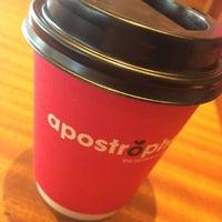 Photo taken at Apostrophe by Ana Paula S. on 7/28/2014