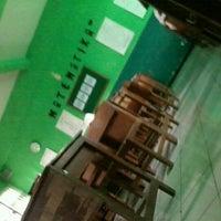Photo taken at SMA Negeri 3 Sidoarjo by Pratama H. on 1/8/2013