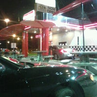 Photo taken at Checkers by Lisa R. on 10/7/2012