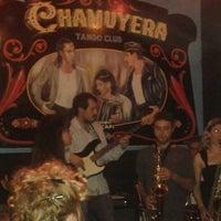 Photo taken at Chamuyera TangoClub by Ro R. on 10/31/2013