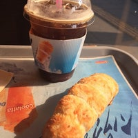 Photo taken at DUNKIN' DONUTS by Lee K. on 6/14/2014