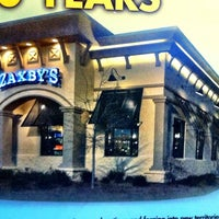 Photo taken at Zaxby's Chicken Fingers & Buffalo Wings by brandon on 7/7/2013