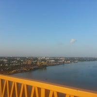 Photo taken at Caseta De Cobro Puente Tampico by Roberto G. on 11/30/2012