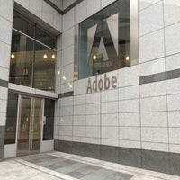Photo taken at Adobe by Craig R. on 10/5/2012