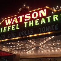 Photo taken at Steifel Theatre by Madster on 11/8/2016