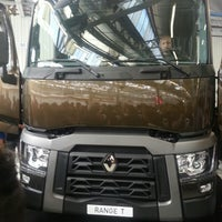 Photo taken at Renault Trucks by Jerome B. on 6/20/2013