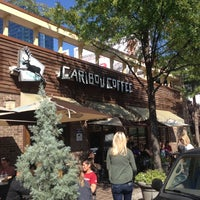 Photo taken at Caribou Coffee by Don K. on 10/13/2012