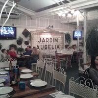 Photo taken at Jardim Aurélia Restaurante e Eventos by Mariana M. on 6/29/2013