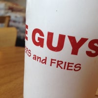 Photo taken at Five Guys by Ashley H. on 5/2/2014
