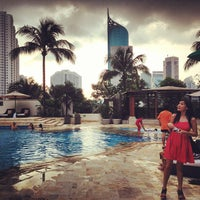 Photo taken at InterContinental MidPlaza by Adhi G. on 6/15/2013