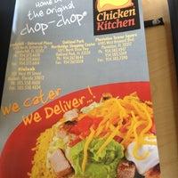 Photo taken at Chicken Kitchen by Monica🌺Gutierrez R. on 8/8/2013