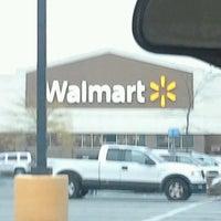 Photo taken at Walmart by Joey F. on 10/7/2012