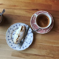 Photo taken at Café Morgenduft by Robin P. on 1/15/2017