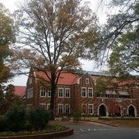 Photo taken at Hendrix College by Fernando Q. on 11/11/2014