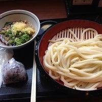 Photo taken at 丸亀製麺 信州中野店 by Hiroshi Y. on 9/23/2013