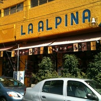 Photo taken at La Alpina by Aldo L. on 9/17/2012