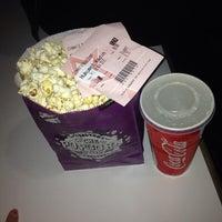 Photo taken at Cineworld by Ozlem on 11/8/2013