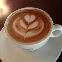 Photo taken at Lamill Coffee Boutique by Boram K. on 1/3/2013