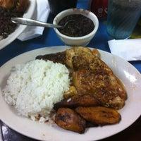 Photo taken at Puerto Sagua Restaurant by trevor v. on 3/19/2013
