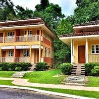 Photo taken at Kamal Lodge by Haruan H. on 12/5/2012
