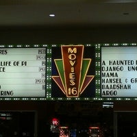 Photo taken at Cinemark Movies 16 by Gnani D. on 4/5/2013