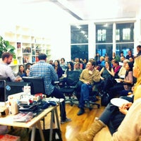 Photo taken at Contently HQ by Erica S. on 12/13/2012