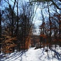 Photo taken at Hemlock Gorge by Jason T on 1/26/2014
