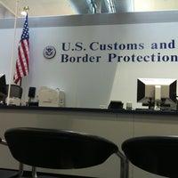Photo taken at Gate B6 by Ricardo B. on 10/22/2012