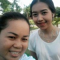 Photo taken at เทศบาลเมืองบ้านไผ่ by Pornpimol P. on 6/10/2016