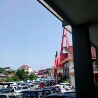 Photo taken at HKBP BALIKPAPAN Gunung Malang by D3ddy D. on 6/16/2013