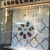 Photo taken at Longchamp by Dennis S. on 10/13/2012