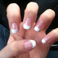 Photo taken at Q Nails by Hope K. on 10/3/2012